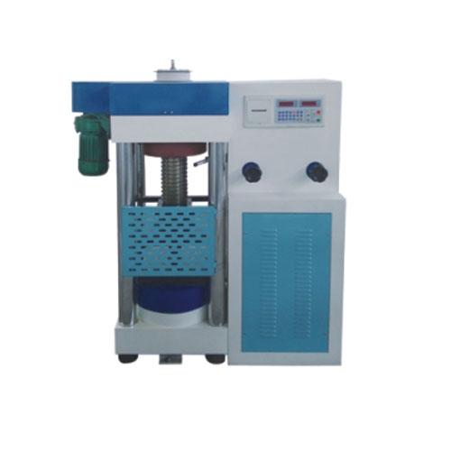 DYE-3000型 電液式壓力試驗機(電動絲杆)