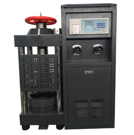 DYE-2000型電液式壓力試驗機